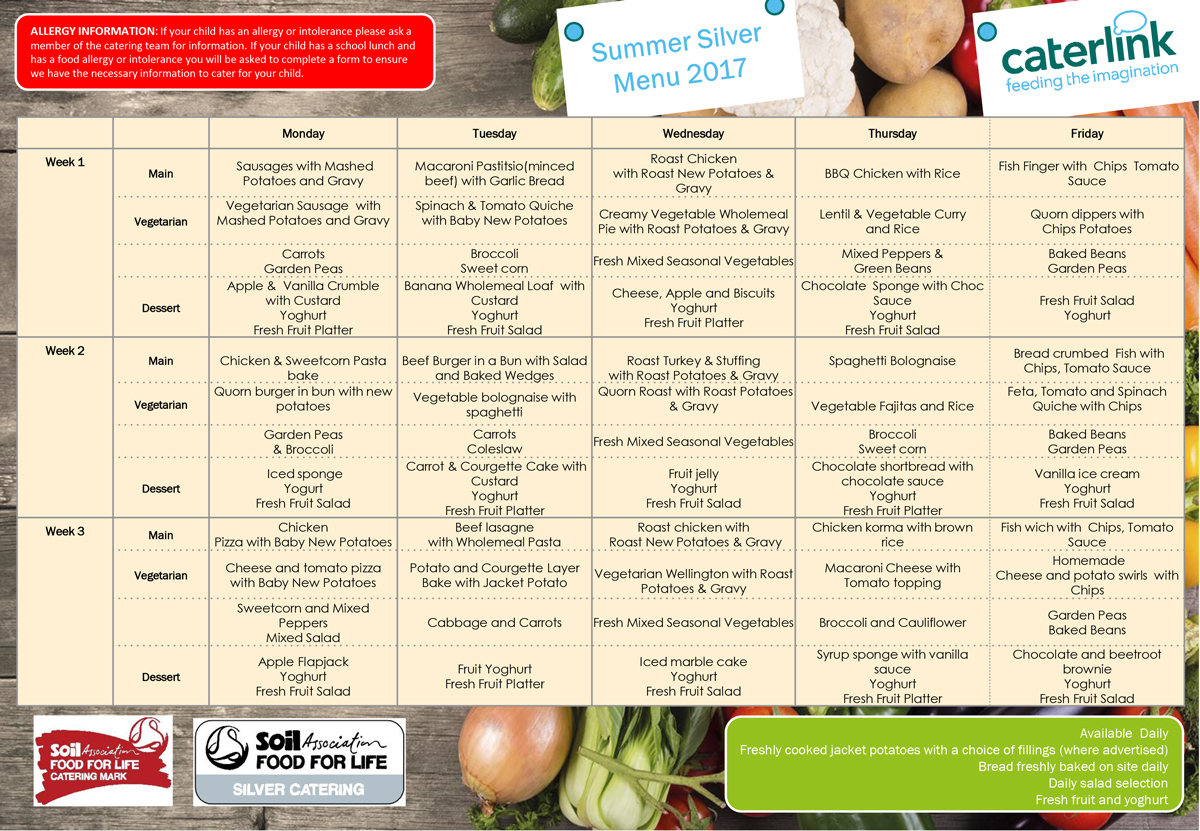 Caterlink_Summer_Menu